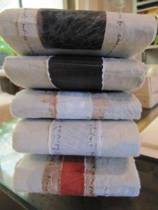 des livres .. de la couleur..