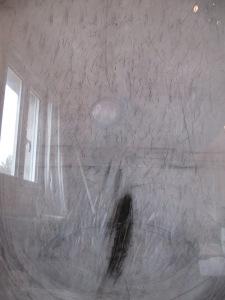 peinture sur vélin d'Arches