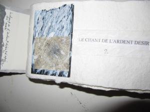 livre ' desir 2 ' 2012 001