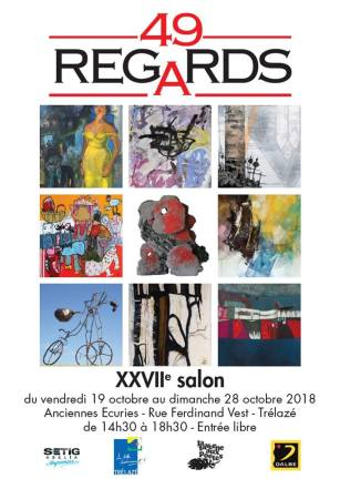 affiche 49 regards 2018
