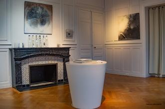 Expo Michèle Riesenmey- La Gobinière- Novembre 2018 BD-5